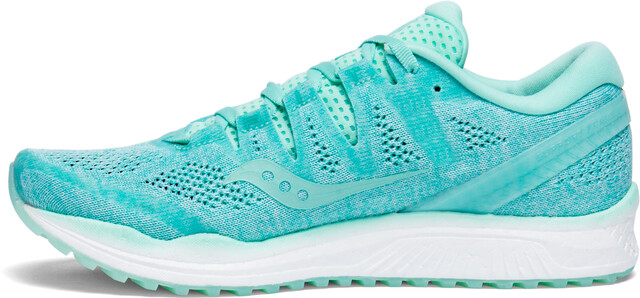 Freedom Chaussures Running Femme Saucony Iso Turquoise 2 ZvaWq